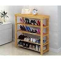 靴ラック靴ベンチ多層防塵シンプルでモダンな経済タイプソリッドウッド家庭用シューボックス (サイズ さいず : A)