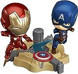 ねんどろいど アイアンマン マーク45 + ねんどろいど キャプテン・アメリカ ヒーローズ・エディション セット 特典「シビル・ウォー/キャプテン・アメリカ」USBメモリ (8GB)付き