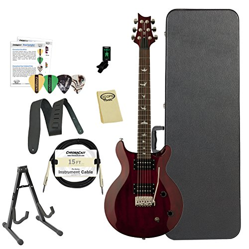 Paul Reed Smith ポールリードスミス Guitars STCSVC-Kit02 PRS SE Santana スタンダード Vintage Cherry エレキギター エレキギター エレクトリックギター (並行輸入)