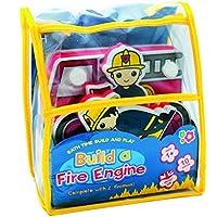 Meadow Kids Build A Fire Engine Firetruck [並行輸入品]
