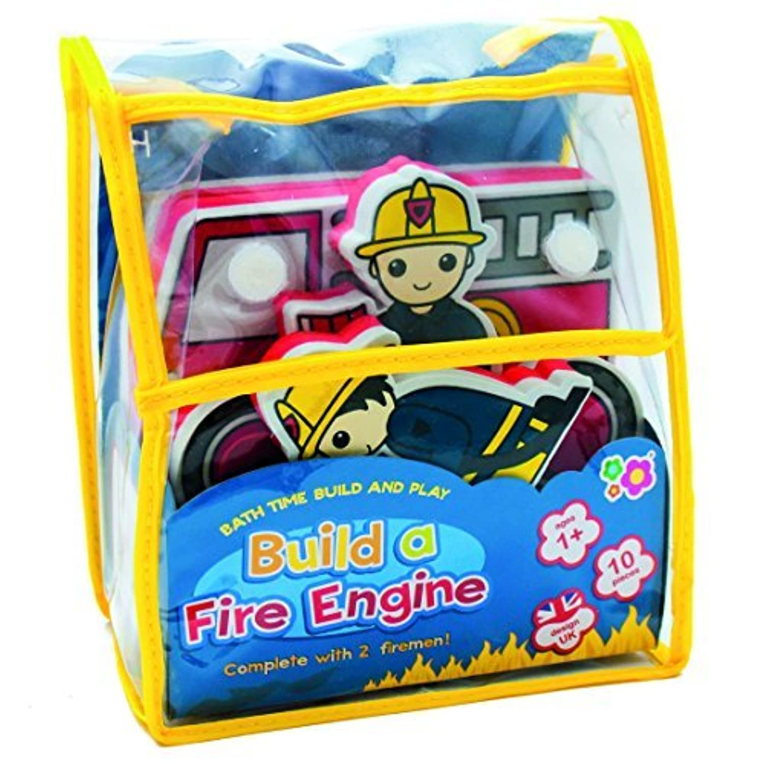 Meadow Kids Build A Fire Engine Firetruck [並行輸入品]