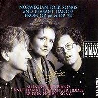Norwegian Folks Songs & Peas