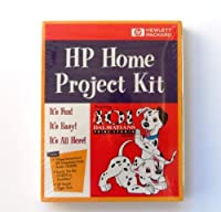 HP Home Project Kit - Featuring 101 Dalmations Paint Studio (CD-ROM) [並行輸入品]