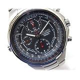 SEIKO(セイコー) クロノグラフ メンズ腕時計 クォーツ SS 7T92-0EZ0 KK [中古]