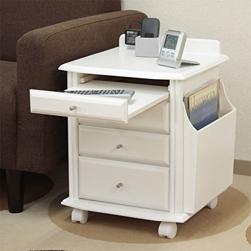 サイドテーブル 収納 引き出し には、ベッド・ソファ周りの 小物 をすっきり収納。 便利 暮らし 天然木ベッドサイドテーブル ホワイト