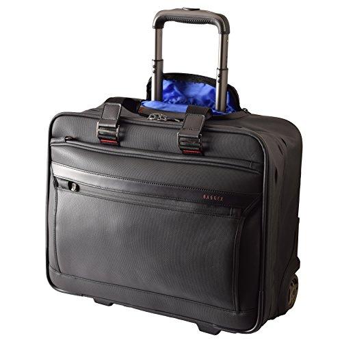 (バジェックス )BAGGEX ビジネスキャリーバッグ 機内持ち込サイズ A3 出張用 撥水 横型 23-5583