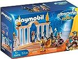 PLAYMOBIL®®®:ザ・ムービー・エンペラーマキシマスのコロッセウム。