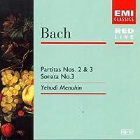Bach: Partitas N. 2 & 3 / Sonata N. 3