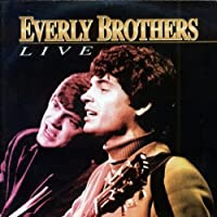 Everly Brothers Live by Everly Brothers