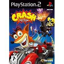 Crash Tag Team Racing (PS2) by Sierra UK [並行輸入品]