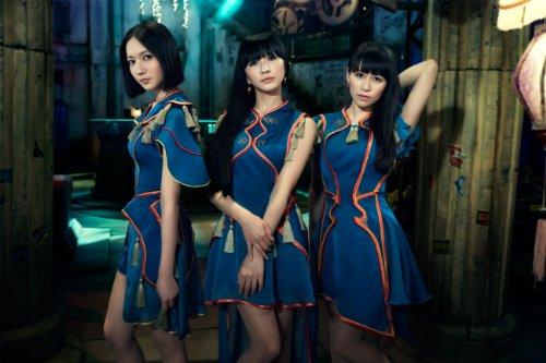 Perfume「Cling Cling」20枚目となるシングルを2014年7月16日に発売