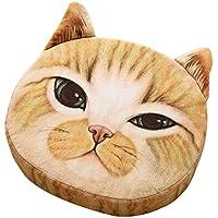 猫枕洗えるクッションクリスマスギフトファッション枕C