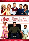 Meet The Parents/Meet The Fockers/Little Fockers [VHS]