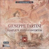 ヴァイオリン協奏曲全集 グリエルモ、ラルテ・デラルコ(29CD)