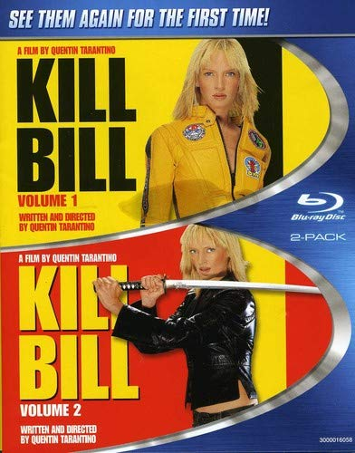 Kill Bill 1 & 2 [Blu-ray] [Import]