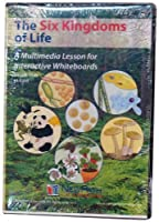 Single-User CD-ROM: Multimedia Lesson for Interactive Whiteboards The Six Kingdoms of Life (78349) [並行輸入品]