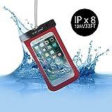 Best iPhone 5C友達のiPhone 5Sケース用ケース - ViViLove 防水ケース IPX8 スマホ用 iPhone 7 ケース カバー Review