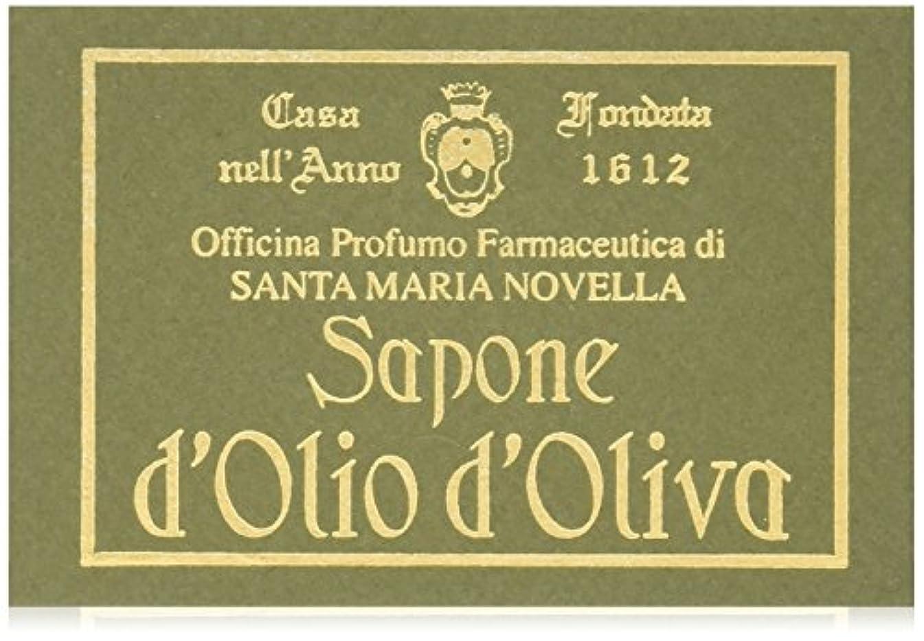 信頼性のあるキャンペーン緯度サンタマリアノヴェッラ OVオイルソープ 100g [並行輸入品]
