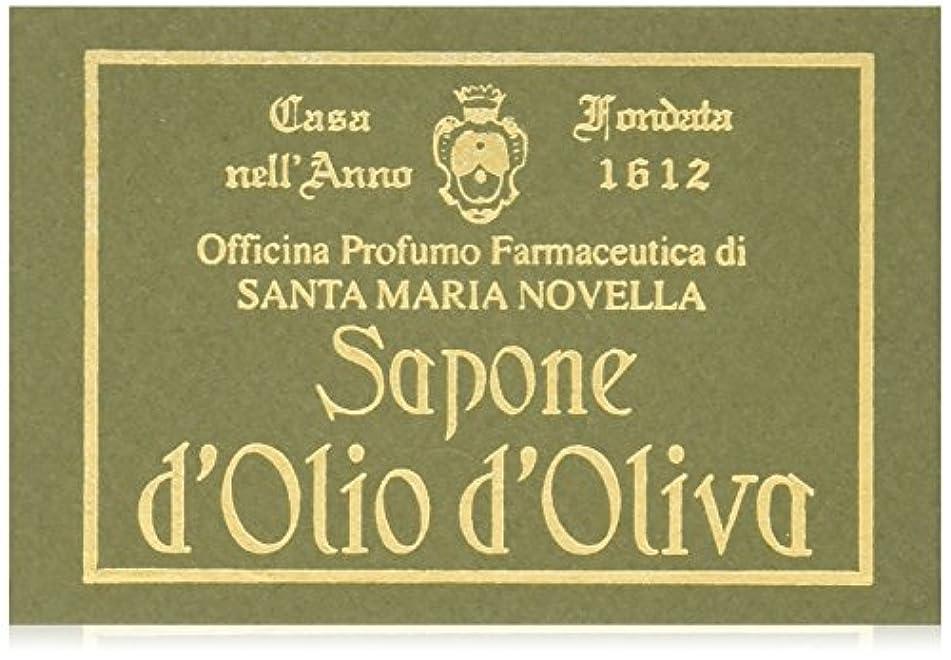 昇進上向き印象派サンタマリアノヴェッラ OVオイルソープ 100g [並行輸入品]