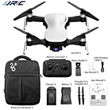 Docooler JJRC X12 Brushless RC Drone with Camera 3-Axis Stabilized Gimbal 12MP 4K Photo Quadcopter Aircraft Indoor Outdoor for Adults