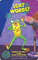 Freddie the Frog and the Flying Jazz Kitten: Scat Word Flash Card Set