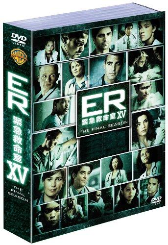 ER 緊急救命室 〈ファイナル・シーズン〉セット2 [DVD]