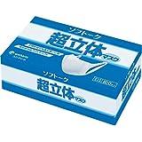 ソフトーク超立体マスク 51039 ふつうサイズ 100枚入 (ユニ・チャーム)