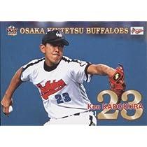 BBM2002 大阪近鉄バファローズ ボーナスカード No.B3 門倉健