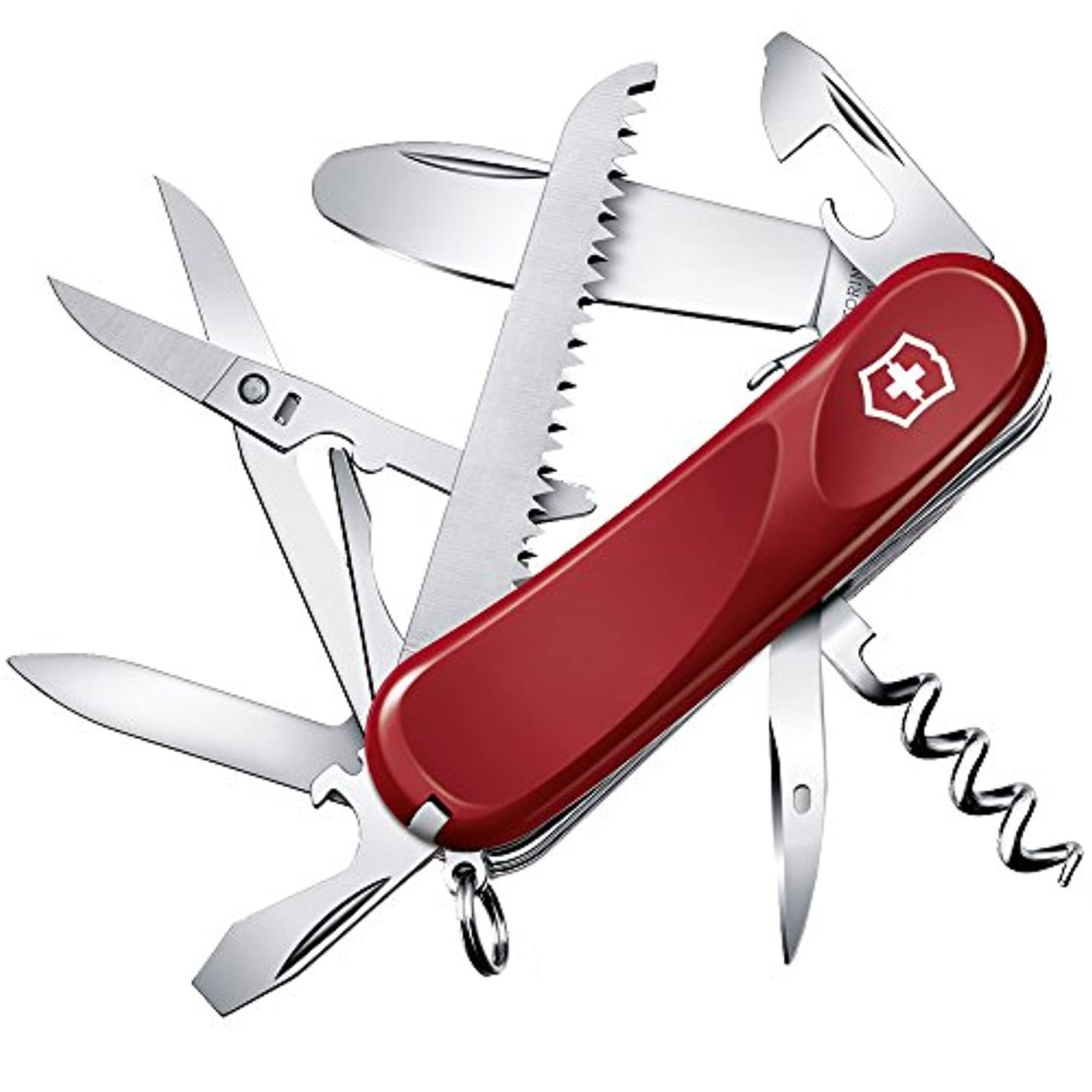 飛行機カップ痛いVictorinox pocket knife Junior 03, 2.3913.SKE
