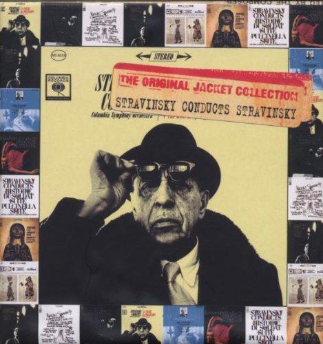 Conducts Stravinsky