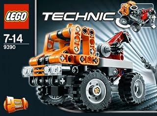 #9390 レゴ テクニック  ミニレッカー車