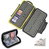 SDカード収納ケース 22枚収納 & 24枚収納メモリー用カードケース
