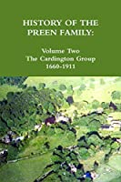 History of the Preen Family: Volume Two