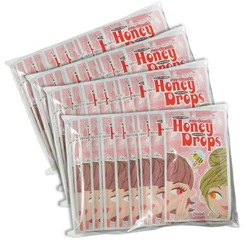 ハニードロップス(Honey Drops) 20ml 使い切りローション C柄 × 80個