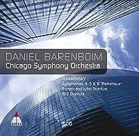 Cso & Barenboim Play Tchaikovsky