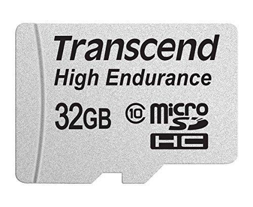 Transcend 高耐久 microSDHCカード MLCフラッシュ搭載 (ドライブレコーダー向けメモリ)32GB Class10 TS32GU...