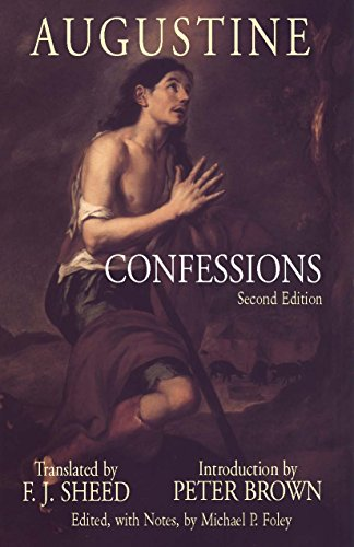 Download Augustine, Confessions 0872208168