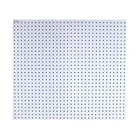 Triton Products LB18-W LocBoard 18x36x9/16-Inch Pegboards, White, 2-Pack by Triton 2