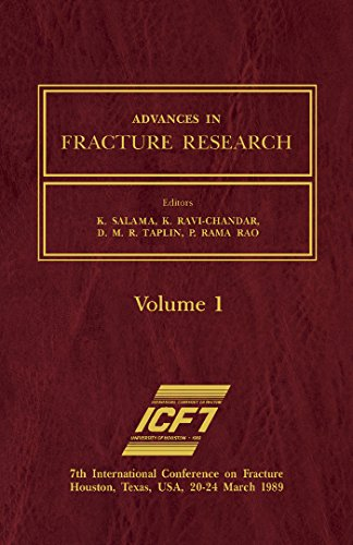 Advances in Fracture Research: Proceedings of the 7th International Conference on Fracture (ICF7), Houston, Texas, 20-24 March 1989 (International Series ... Materials and Structures) (English Edition)