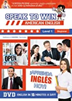 Speak to Win: American English DVD Level 1 Beginner ESL Aprenda Ingl�s Americano