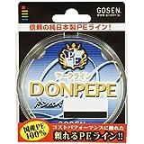 ゴーセン(GOSEN) ライン PEドンペペ 200M 2号 GB02020