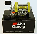 Abu Garcia(アブ・ガルシア) ベイトリール Ambassadeur アンバサダー 6500CS PRO Rocket ライム 並行輸入品