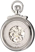 Charles-Hubert, Paris 3903-W Classic Collection Open Face Mechanical Pocket WWatch