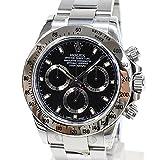 [ロレックス]ROLEX 腕時計 コスモグラフ デイトナ 116520 V番台(2009年) 中古[1299352] ブラック V番台(2009年)