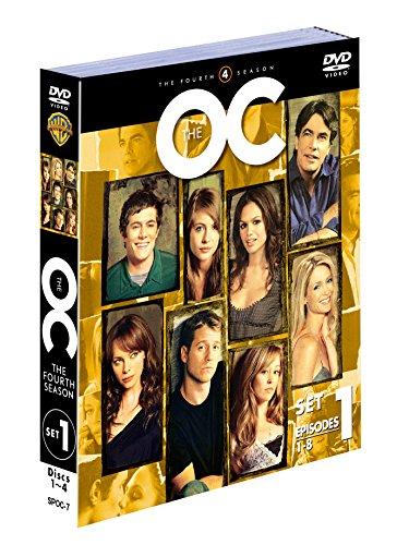 The OC ファイナルシーズン 前半セット (1~8話・4枚組) [DVD]の詳細を見る
