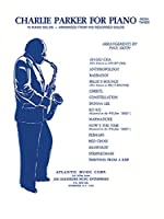 Charlie Parker for Piano: Book 3