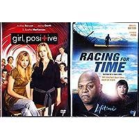 Girl Positive, Racing for Time : Lifetime Drama 2 Pack Gift Set [並行輸入品]