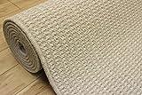 ウールカーペット 絨毯 3畳 日本製 防音 厚手 防炎 じゅうたん (176×261cm) モントレ-/ベージュ