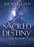Sacred Destiny Oracle: A 52-Card Deck to Discover the Landscape of Your Soul 画像