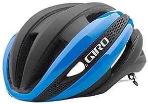GIRO(ジロ) 自転車 ヘルメット SYNTHE シンセ Blue/Matte Black ブルー×マットブラック M 7054459